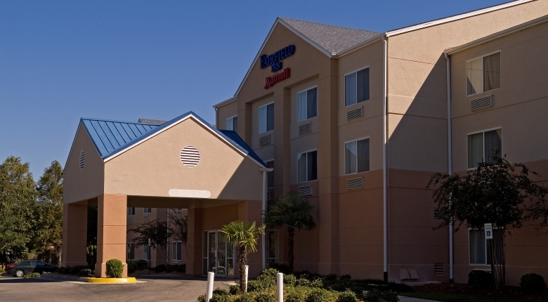 Houma Fairfield Inn in Louisiana