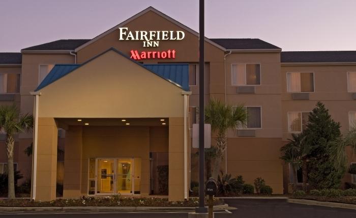 Gulfport Fairfield Inn