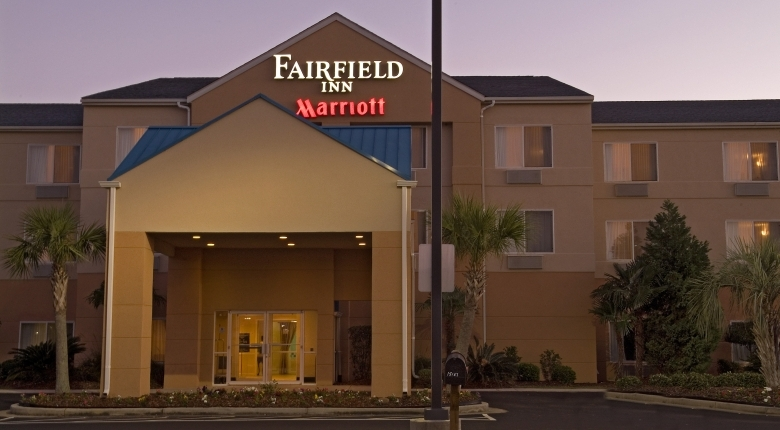 Gulfport Fairfield Inn in Mississippi