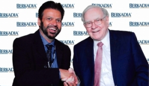 Sangani and Buffett Sit-Down