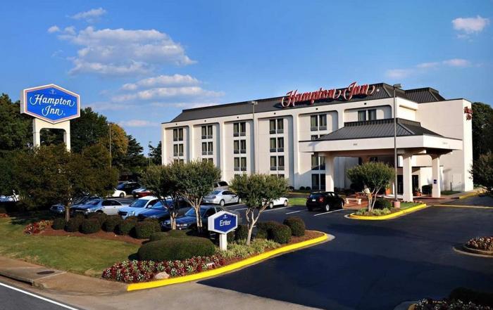 Airport South Atlanta Hampton Inn