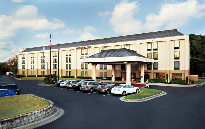 Cumberland Mall Atlanta Hampton Inn