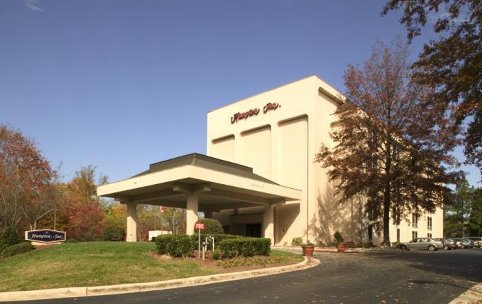 Raleigh Hampton Inn