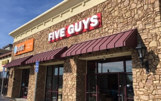 Five Guys Investing Franchise California