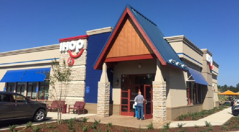 IHOP Grand Opening, Brookhaven