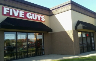 Five Guys Burgers and Fries, Rancho Cordova