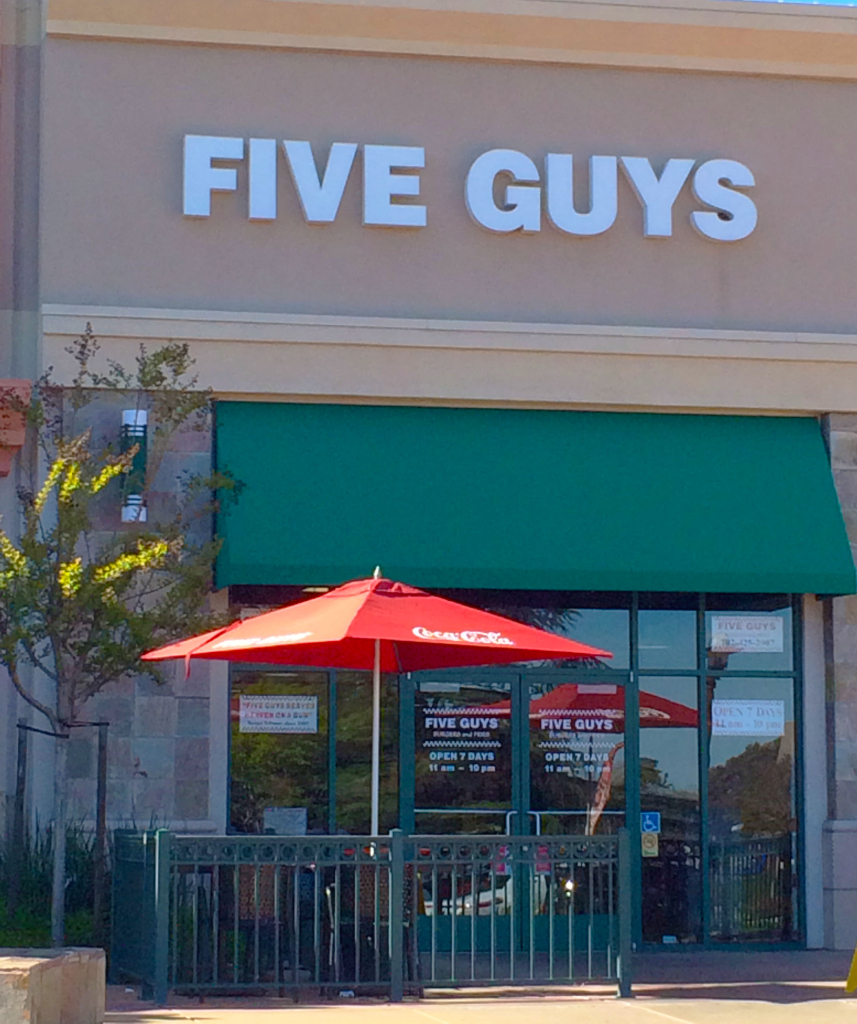 Five Guys Investing Fairfield