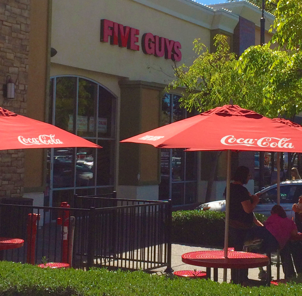 Five Guys Restaurant Investing Vacaville