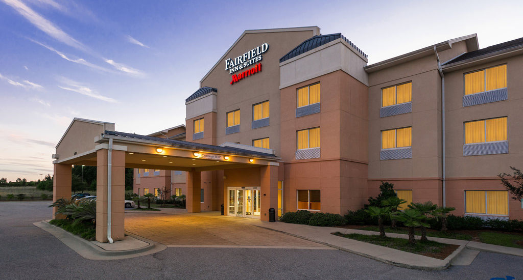 Courtyard and Fairfield Inn Hotels, Spanish Fort