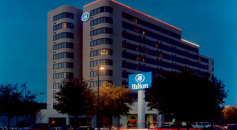 Hilton Hotel in College Station, Texas