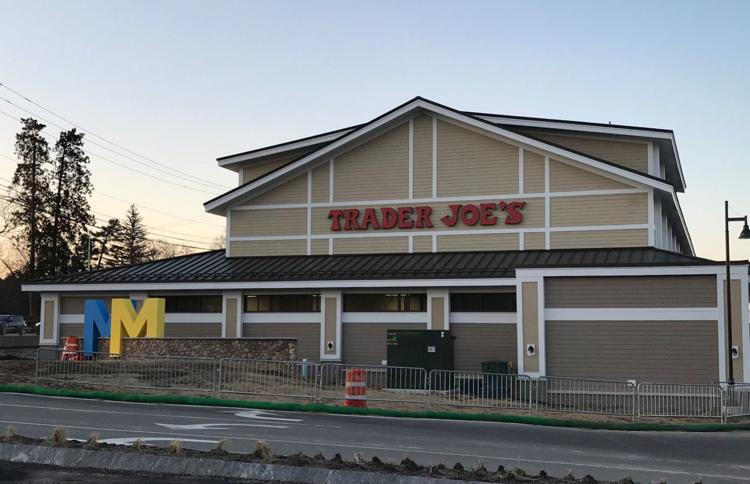 Trader Joe's Market and Main in Bedford, New Hampshire
