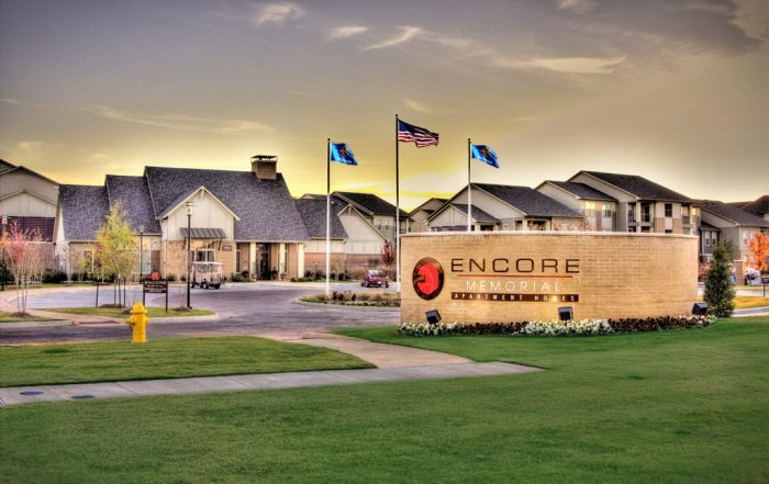 Encore Memorial Multifamily Units in South Bixby, Oklahoma