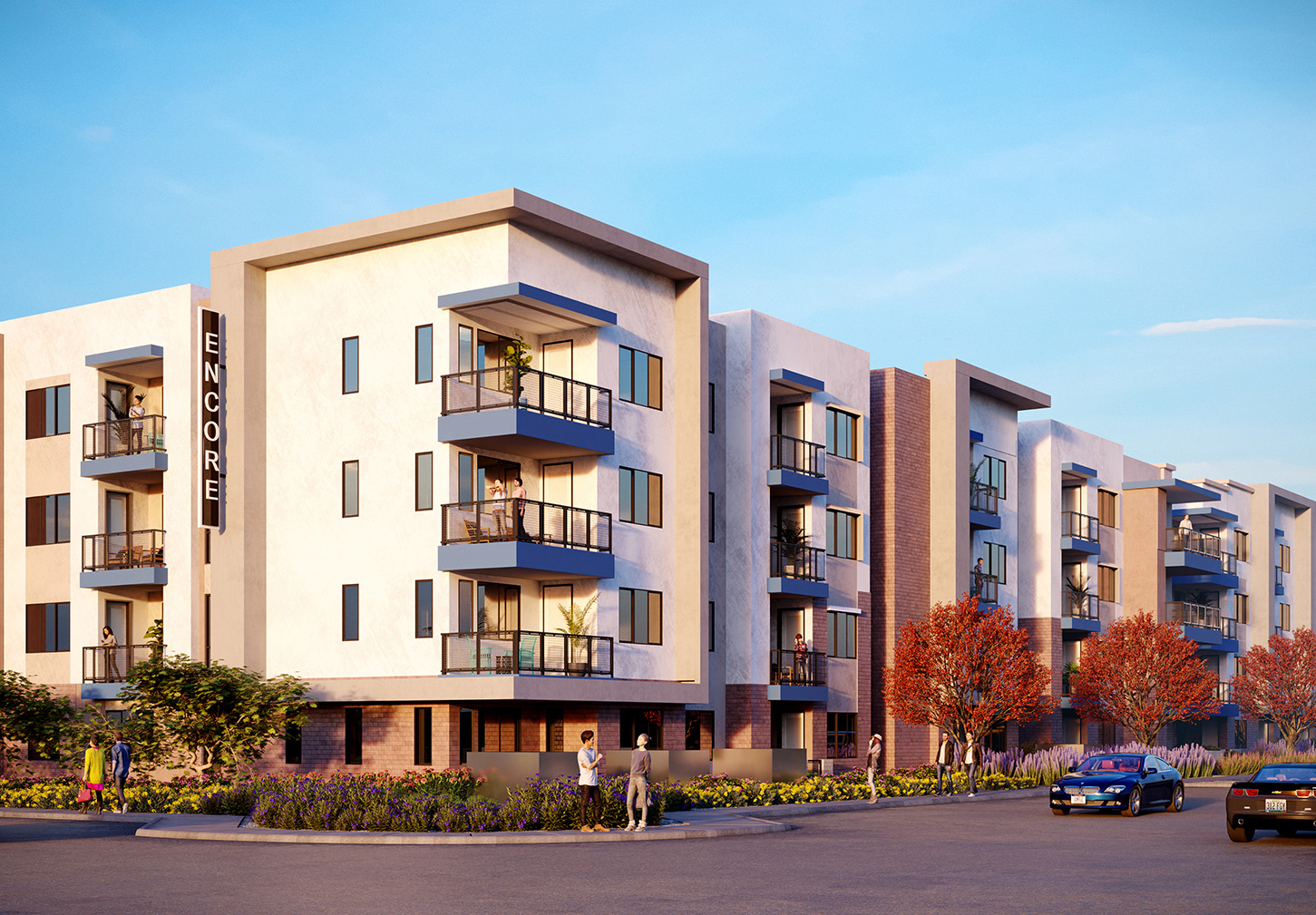 Encore Multi-Family Chandler Arizona Apartments